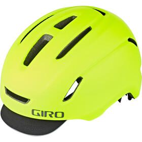 Giro Caden Kask rowerowy, matte highlight yellow